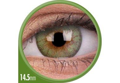 ColourVue Cheerful - Fresh Green (2 šošovky mesačné) - dioptrické