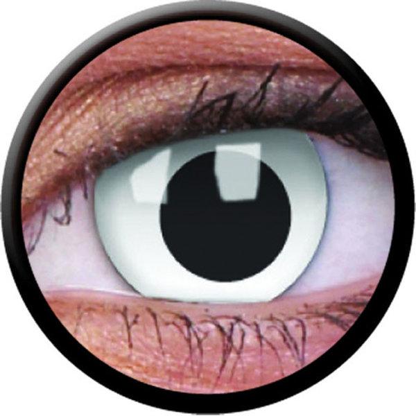 ColourVue Crazy šošovky - Cross Eyed (2 ks ročné) - nedioptrické - exp.02/21