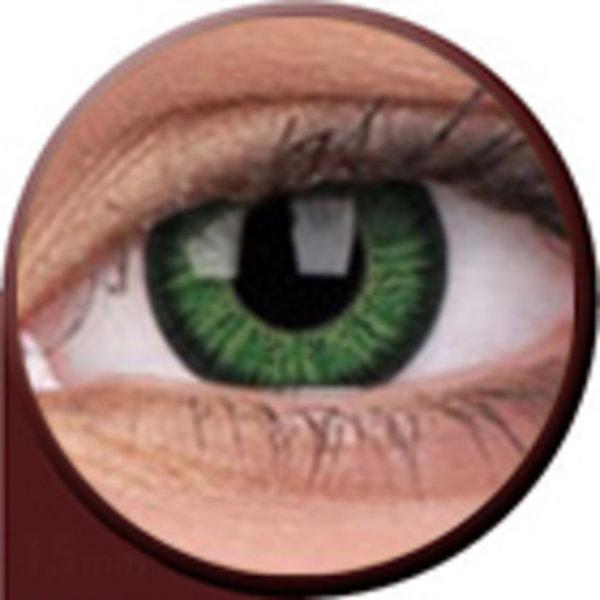 Phantasee Vivid - Green (2 šošovky trojmesačné) - dioptrické - exp.05;11/21