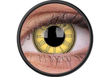 ColourVue Crazy šošovky - Timekeeper (2 ks trojmesačné) - nedioptrické - exp.07/21