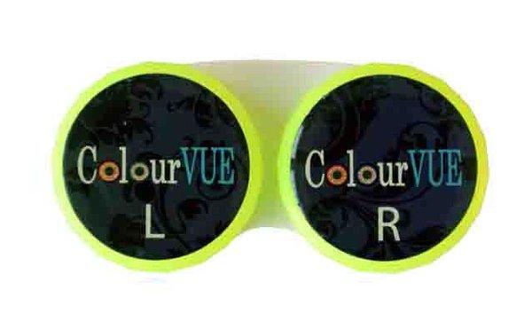 Klasické púzdro ColourVUE - Žlté