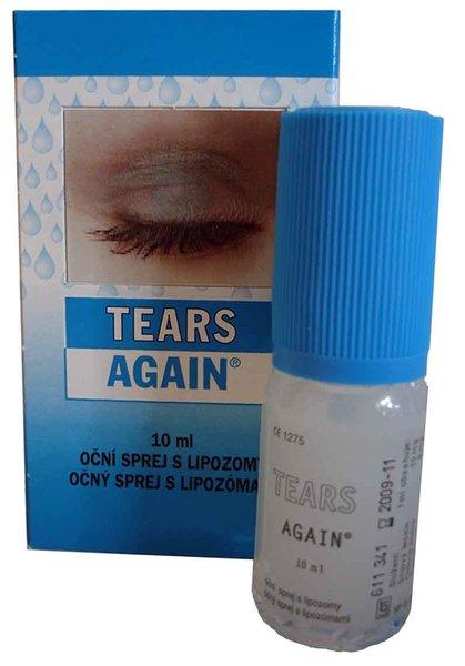 Tears Again 10 ml - výpredaj expirácie