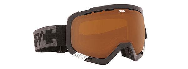 SPY Lyžiarske okuliare PLATOON - Black / Bronze