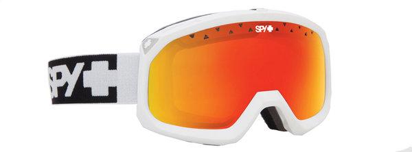 SPY Lyžiarske okuliare TREVOR - Matte White / Red