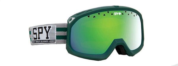 SPY Lyžiarske okuliare TREVOR - Chairlift / Green spectra