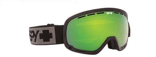 SPY Lyžiarske okuliare MARSHALL - Black / Green Spectra