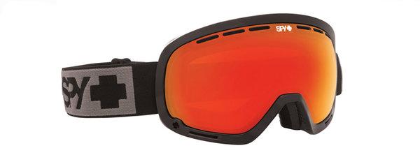 SPY Lyžiarske okuliare MARSHALL - Black / Red