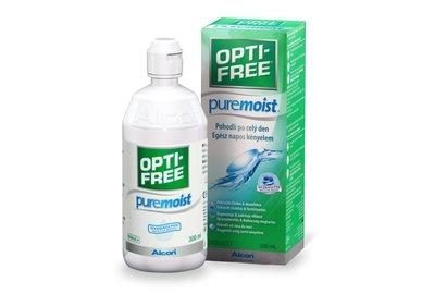 OPTI-FREE PureMoist 300ml s púzdrom - poškozený obal
