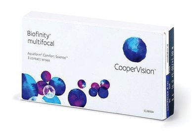 Biofinity Multifocal (3 šošovky)