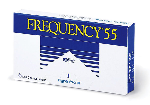 Frequency 55 (6 šošoviek) - dopredaj