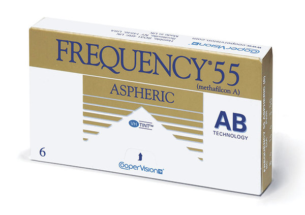 Frequency 55 Aspheric (6 šošoviek) - Dopredaj