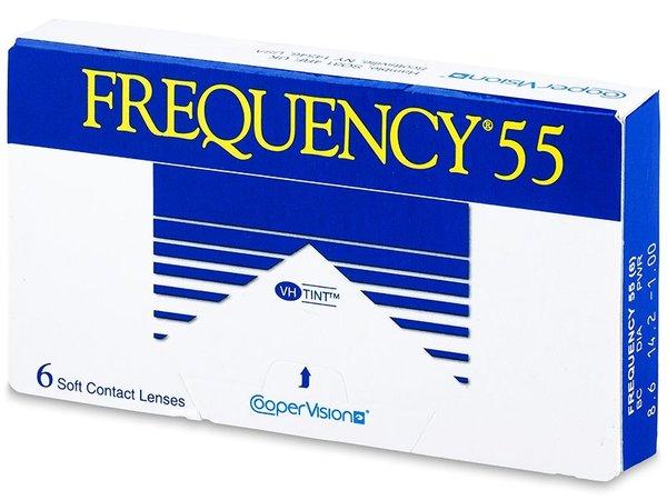 Frequency 55 (6 šošoviek) - výpredaj