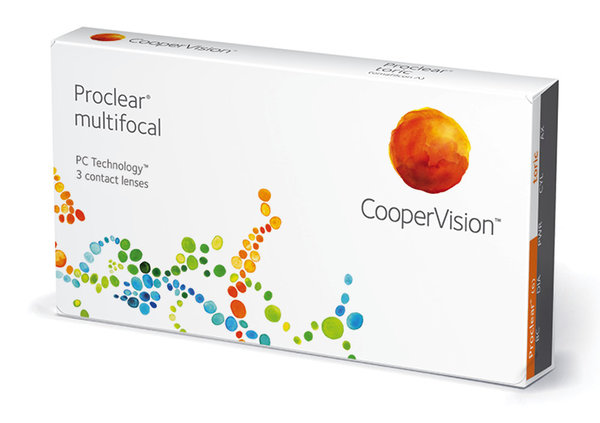 Proclear Multifocal (3 šošovky) Dopredaj skladu!!
