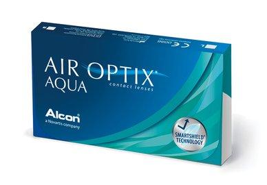 AIR Optix Aqua (3 šošovky) - Dopredaj skladu