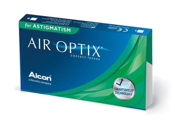 AIR OPTIX for ASTIGMATISM ( 3 šošovky ) Dopredaj skladu!! 12/2020