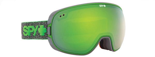 SPY Lyžiarske okuliare DOOM - Neon Spring / Green