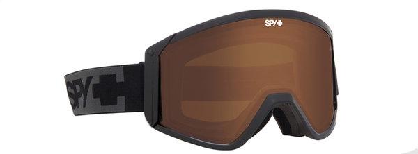 SPY Lyžiarske okuliare RAIDER - Black / Persimmmon