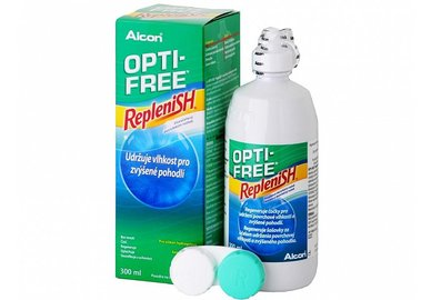 Opti-Free RepleniSH 300 ml s púzdrom