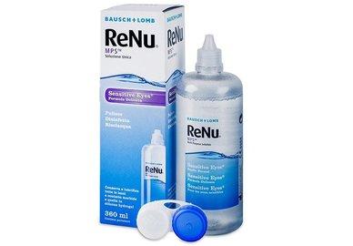ReNu MPS Sensitive Eyes 360 ml s púzdrom
