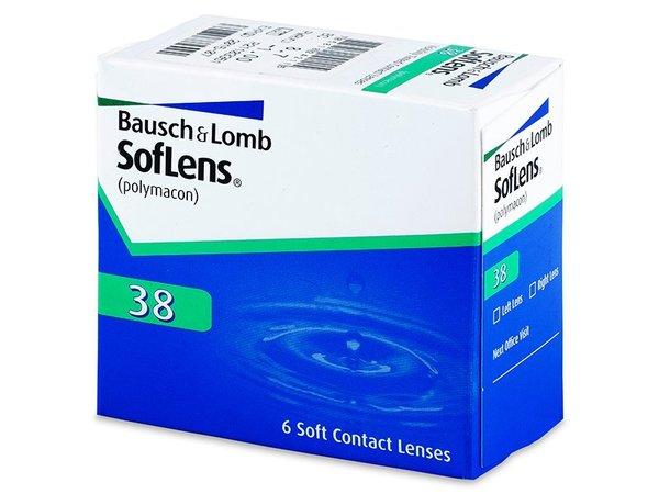SofLens 38 (6 šošoviek) - Výpredaj Exparicie 2016