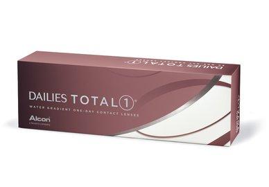 Dailies Total 1 (30 šošoviek) - Výpredaj - Exp. 09/2021