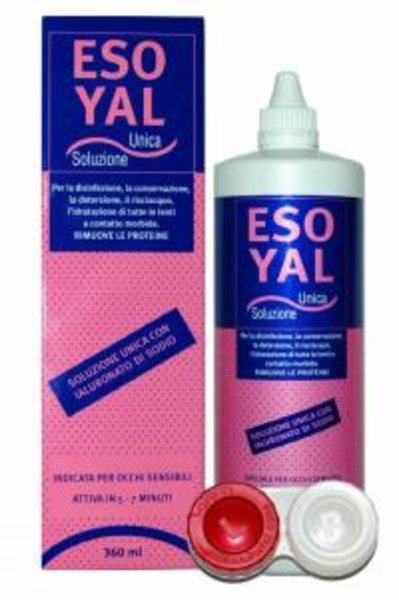 ESO YAL 360 ml s púzdrom - výpredaj exp. 03/2016