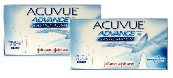 Acuvue Advance for Astigmatism (6 šošoviek) - exp.10/2015