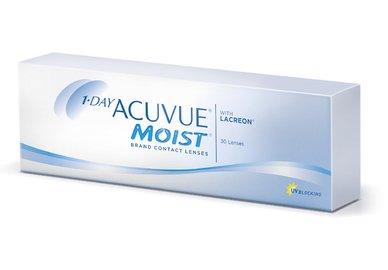 1-Day Acuvue Moist (30 šošoviek)