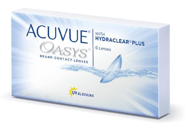 Acuvue Oasys (6 šošoviek) - Výpredaj - Exp. 2021