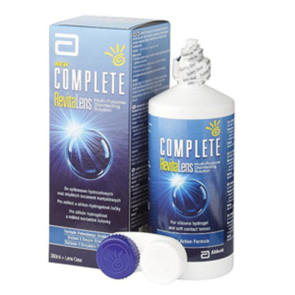 Complete RevitaLens 360 ml s púzdrom