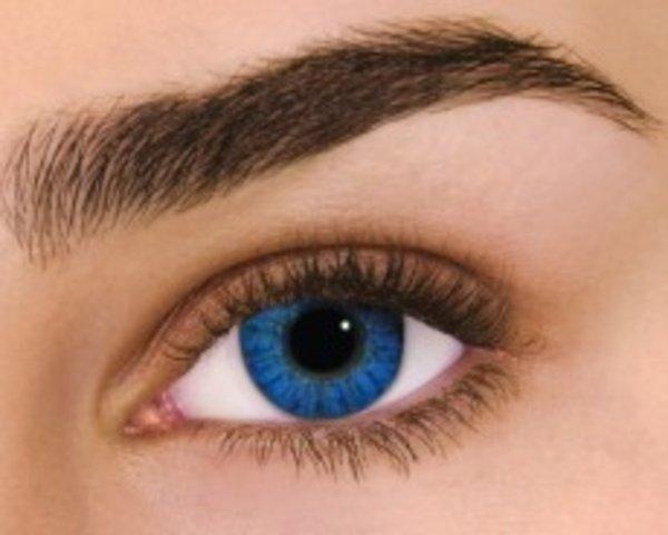 Air Optix Colors - Brilliant Blue (2 šošovky mesačné) - dioptrické - výpredaj skladu