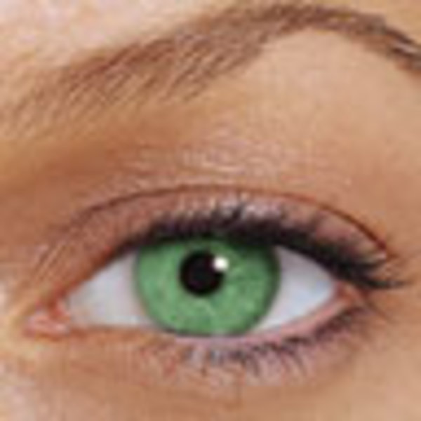 FreshLook One-Day Color - Green (10 šošoviek) - dioptrické