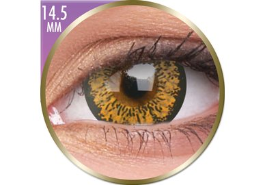 Phantasee Big Eyes - Baby Brown (2 šošovky mesačné) - dioptrické