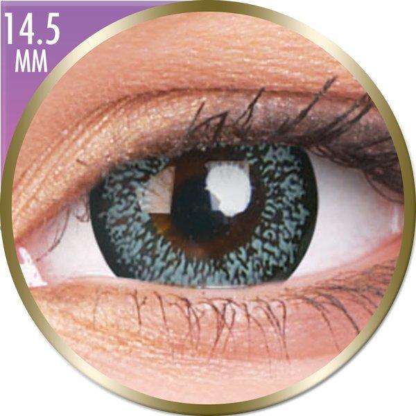 Phantasee Big Eyes - Pearl Grey (2 šošovky mesačné) - dioptrické