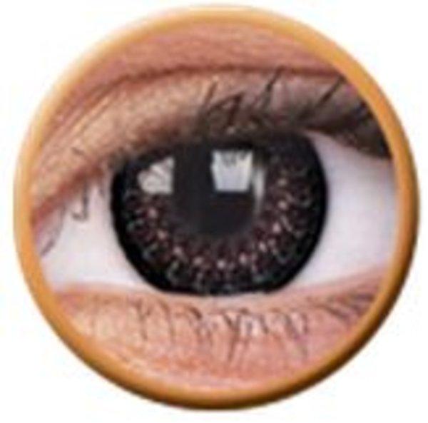ColourVue Eyelush - Choco (2 šošovky trojmesačné) - dioptrické exp. rok 2017