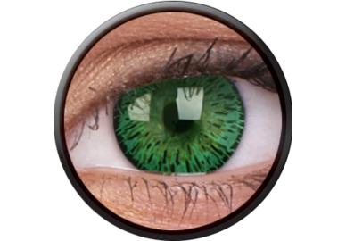 ColourVue Elegance - Green (2 šošovkytrojmesačné) - nedioptrické - výpredaj exp.2020