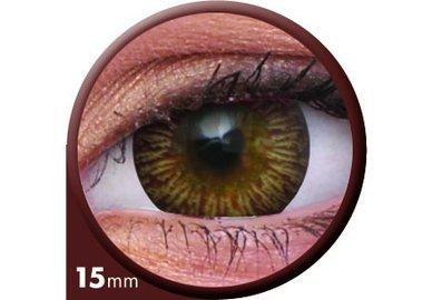 ColourVue Big Eyes - Enchanter Brown (2 šošovky trojmesačné) - nedioptrické - výpredaj exp.2020