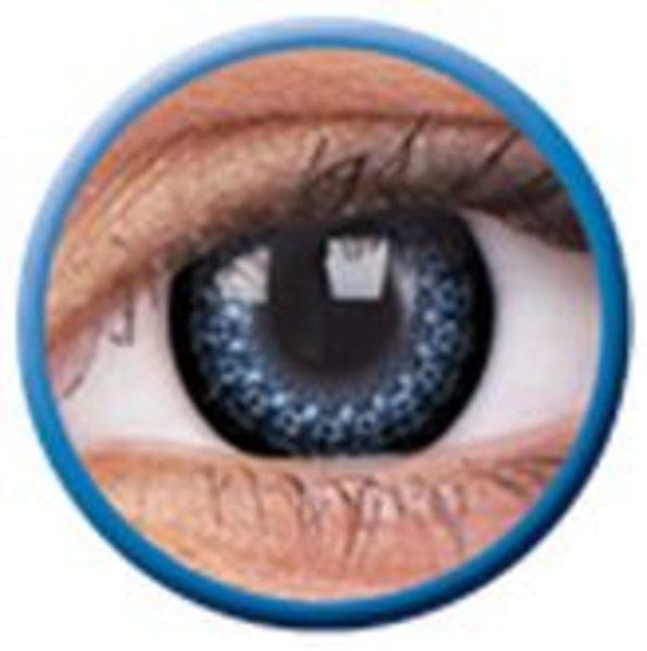 ColourVue Eyelush - Aqua (2 šošovky trojmesačné) - nedioptrické - exp. Rok 08/2017