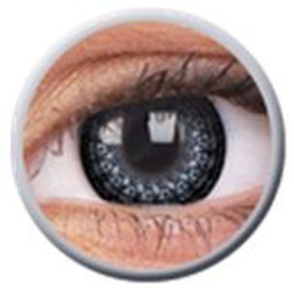 ColourVue Eyelush - Gray (2 šošovky trojmesačné) - nedioptrické - výpredaj exp.2020