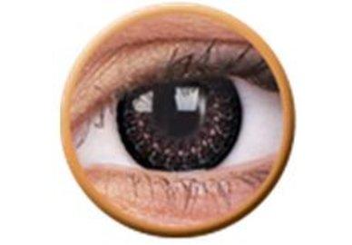 ColourVue Eyelush - Choco (2 šošovky trojmesačné) - nedioptrické - výpredaj exp.2020