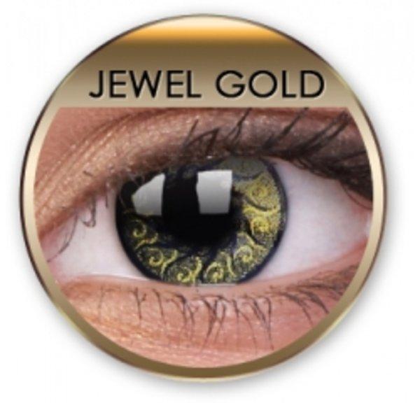 Jewel - Jewel Golg (2 trojmesačné šošovky)