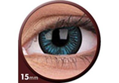 Phantasee Big Eyes - Beautiful Blue (2 šošovky trojmesačné) - nedioptrické - dopredaj