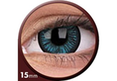 Phantasee Big Eyes - Beautiful Blue (2 šošovky trojmesačné) - nedioptrické