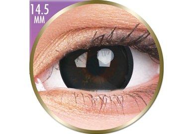 Phantasee Big Eyes - Brilliant Black (2 šošovky mesačné) - nedioptrické
